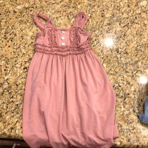 Girls size 6 Matilda Jane dress
